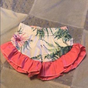 Other - Cactus ruffle shorts